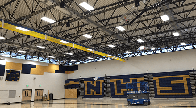 Northfield High School Denver - System Technologies Inc.